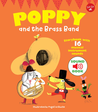 Sound Book-POPPY AND THE BRASS SOUND
