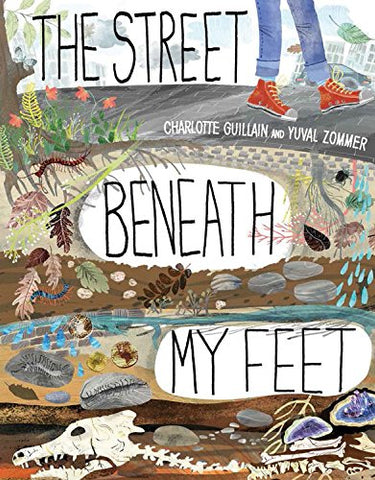 Book-Street beneath my feet