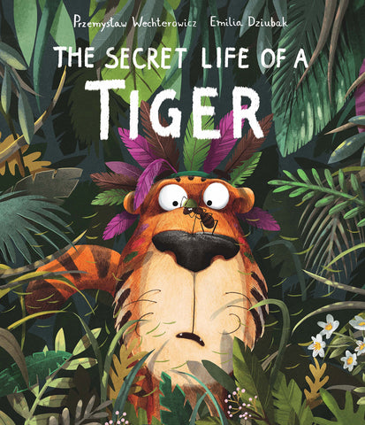 Book-The Secret Life of A Tiger