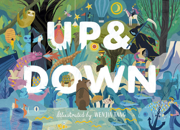 Book- Up & Down