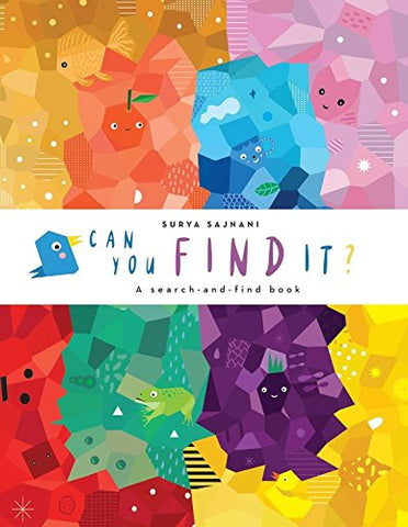 BOOK-ANIMOSAICS  : CAN YOU FIND IT