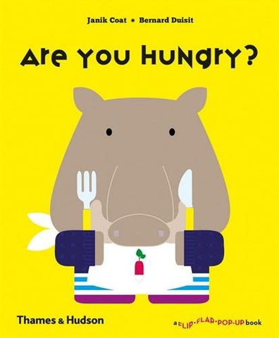 Book-Are you hungry?