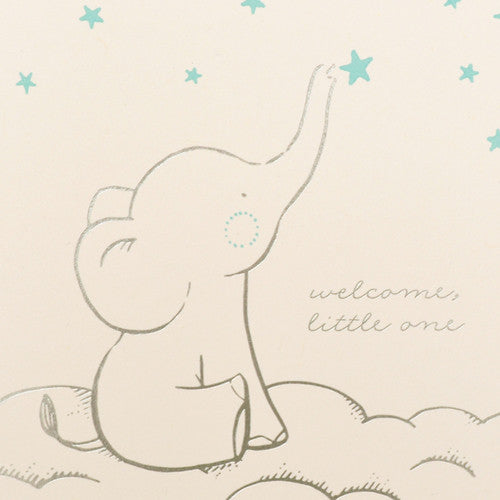 Welcome baby - Starry Elephant