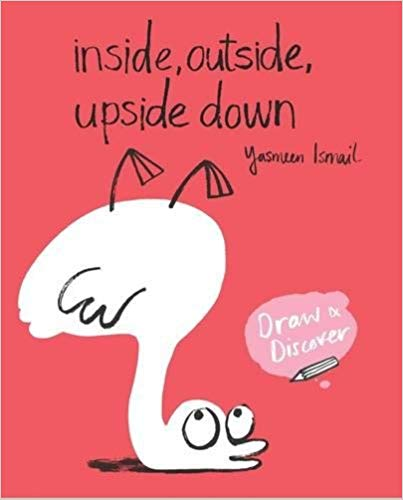 Book-Inside, outside , upside down