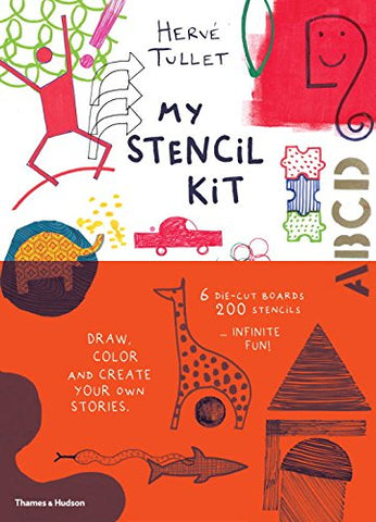 Book- MY Stencil Kit