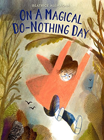 Book-ON A MAGICAL DO-NOTHING DAY