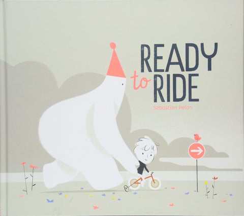 BOOK-READY TO RIDE