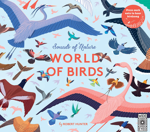 Book-Sound of nature : World of birds