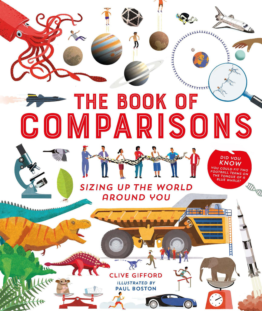 BOOK-THE BOOK OF COMPARISONS