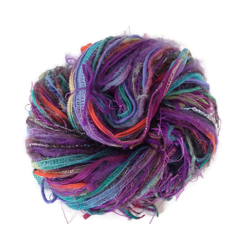 Purple FUSION Yarn