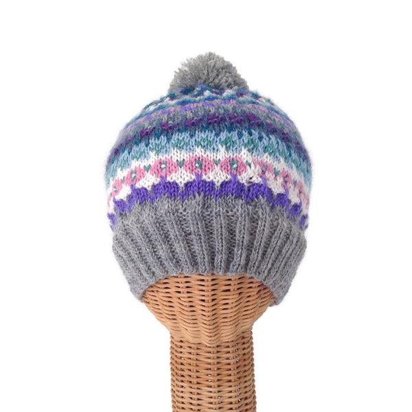 Bohus Stocking Hat Gray