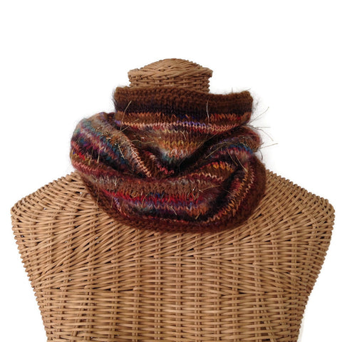 FUSION Cowl Brown - Buttermilk Cottage