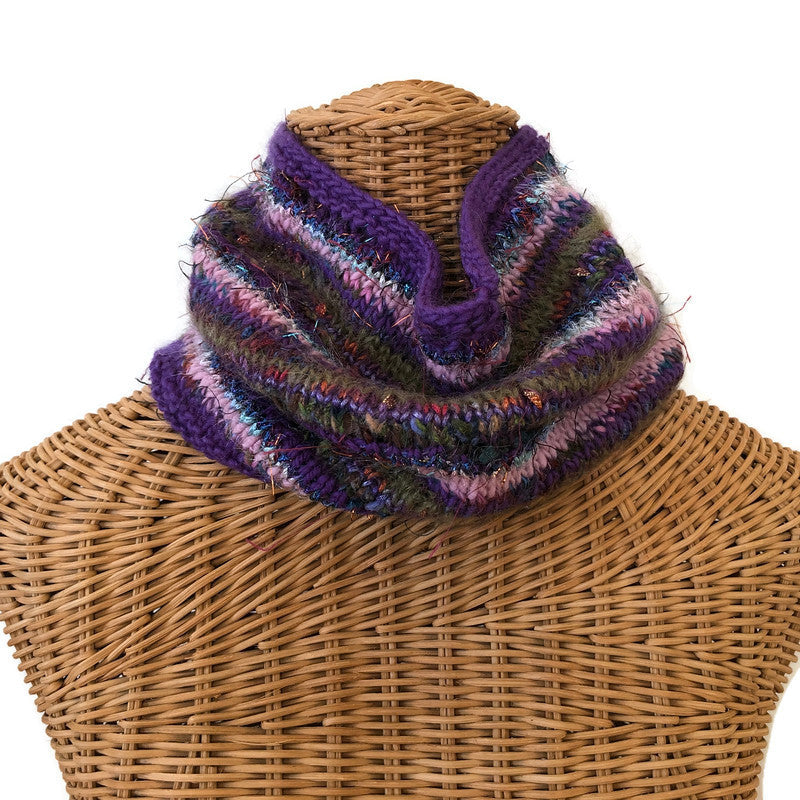 FUSION Cowl Purple