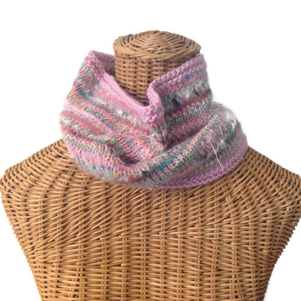 FUSION Cowl  Pink