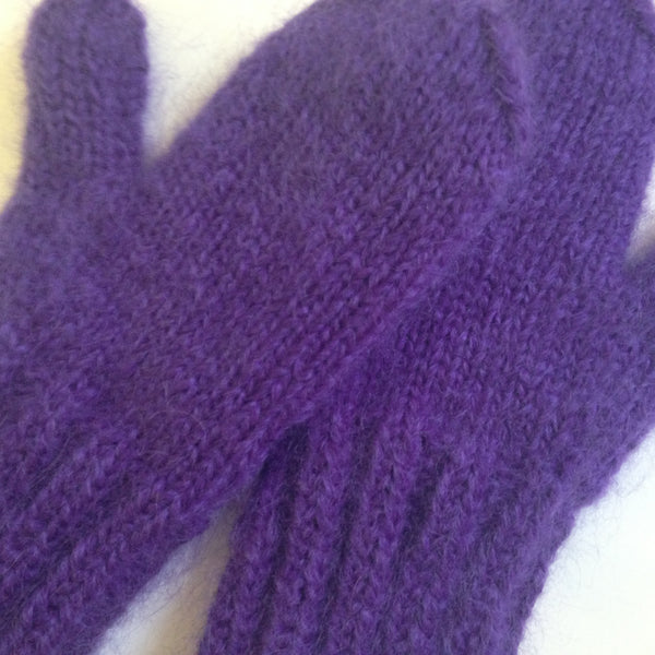 Mittens Purple - Buttermilk Cottage - 5