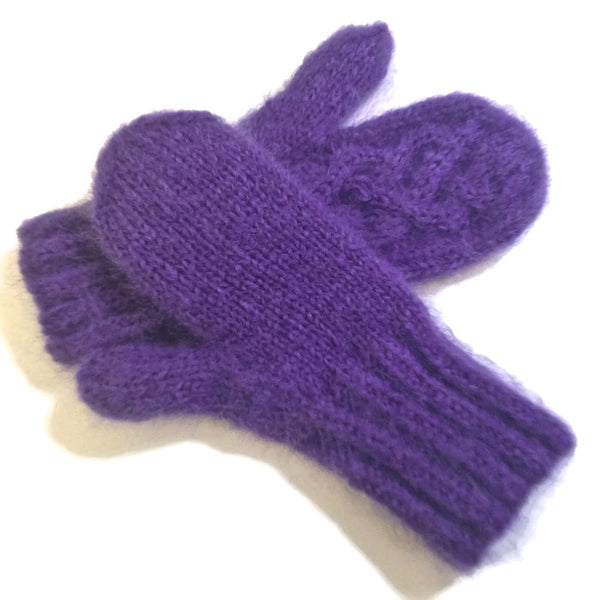 Mittens Purple - Buttermilk Cottage - 2