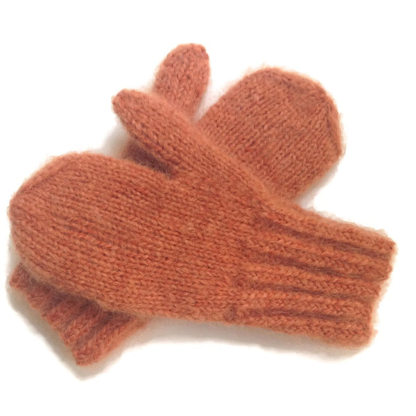 Mittens Rusty Orange - Buttermilk Cottage - 6