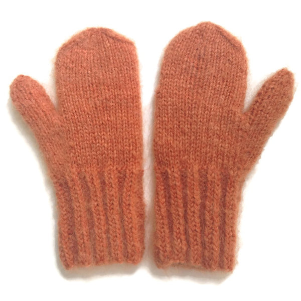 Mittens Rusty Orange - Buttermilk Cottage - 2