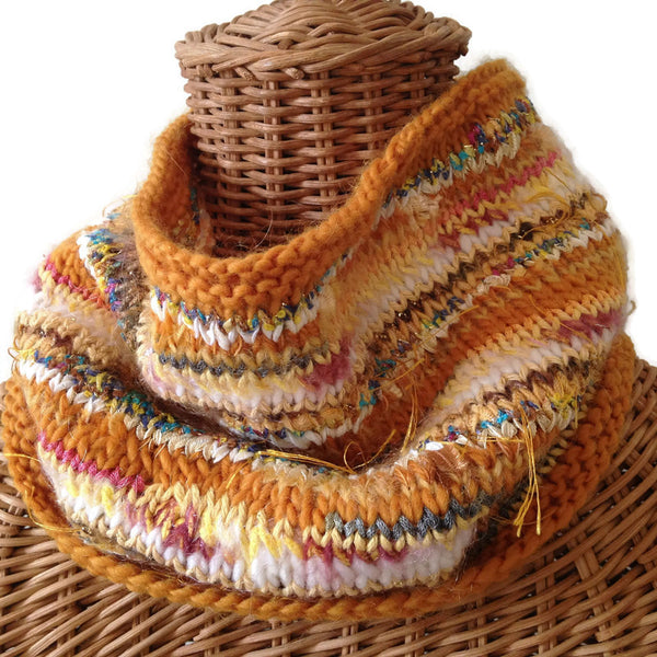 FUSION Cowl Gold