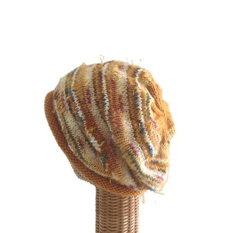 Slouchy Hat Gold FUSION