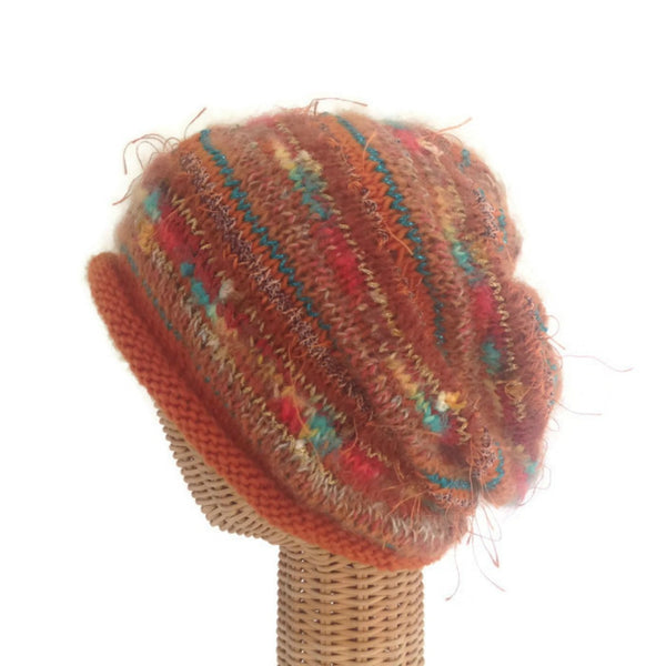 Orange FUSION Slouchy Hat Kit
