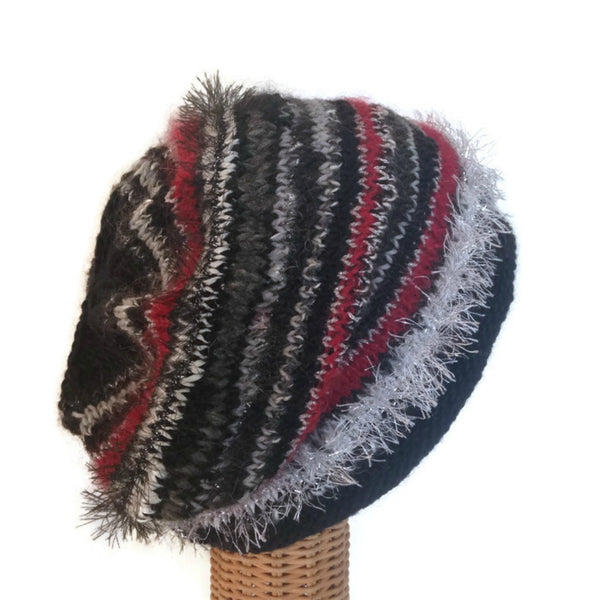 Slouchy Hat Black FUSION