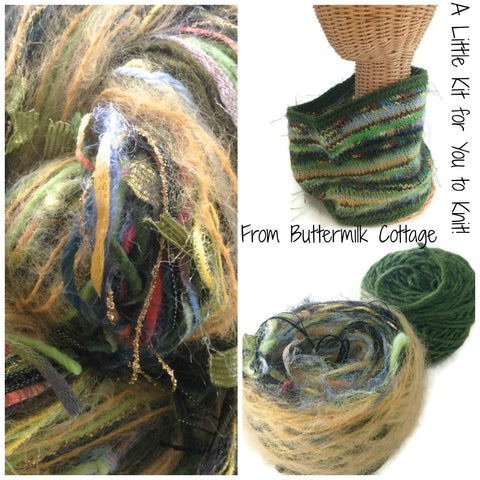 Green FUSION Cowl Kit