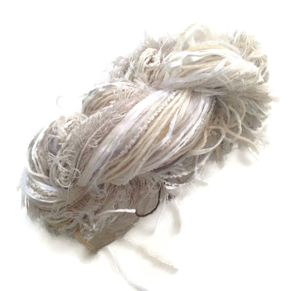 Off White FUSION Yarn - Buttermilk Cottage - 4