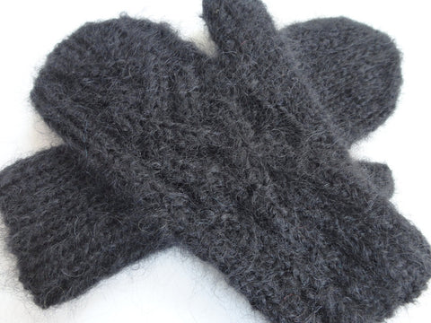 Mittens Black - Buttermilk Cottage - 1