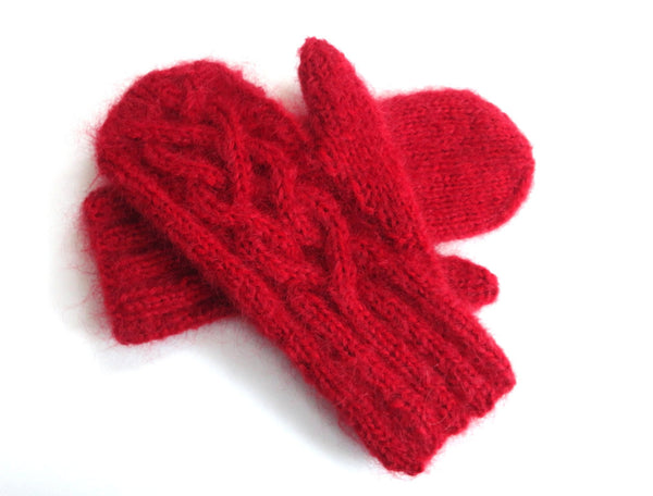 Mittens Red - Buttermilk Cottage - 1