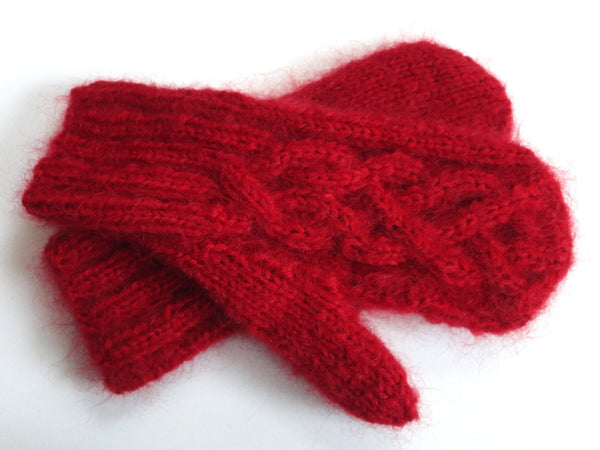 Mittens Red - Buttermilk Cottage - 3
