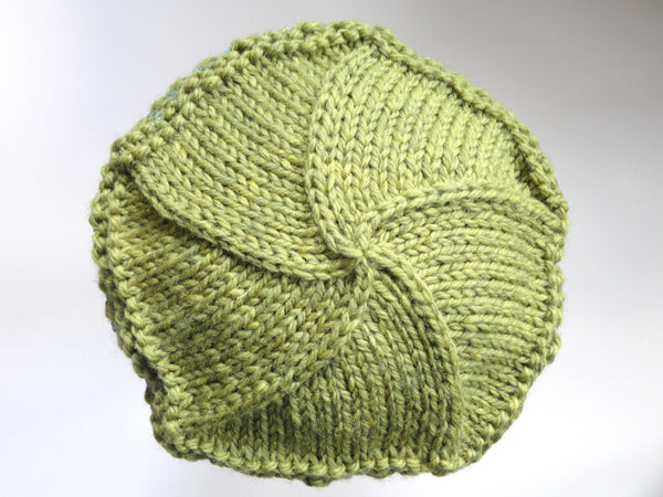 Bucket Hat Rolled Brim Green - Buttermilk Cottage - 5