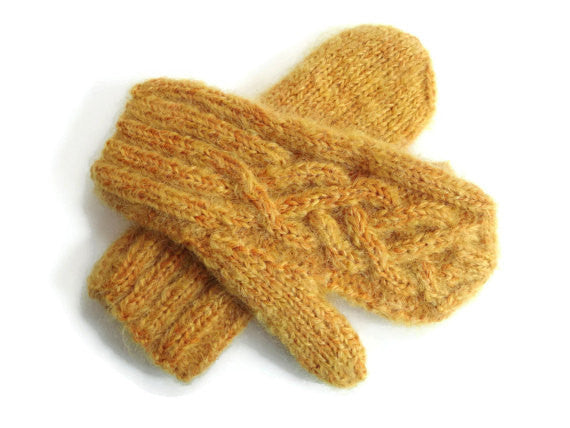 Mittens Gold - Buttermilk Cottage