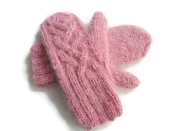 Mittens Pink - Buttermilk Cottage - 1