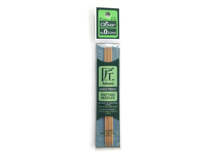 Tools DPN 5 Inch Sock Needles - Buttermilk Cottage - 1