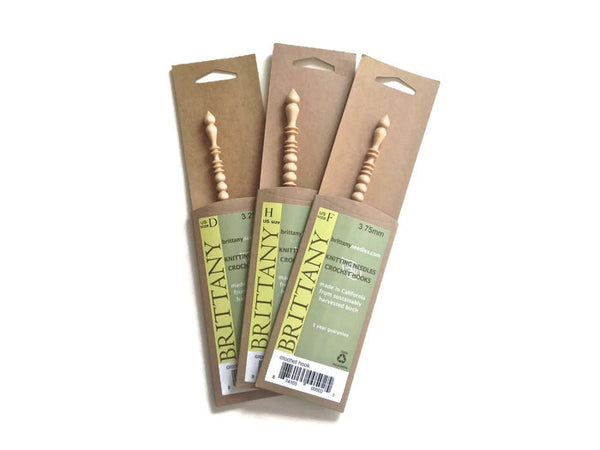 Tools Brittany Crochet Hooks - Buttermilk Cottage - 3