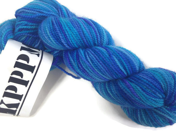 Yarn Koigu Premium Merino Wool Turquoise - Buttermilk Cottage - 5