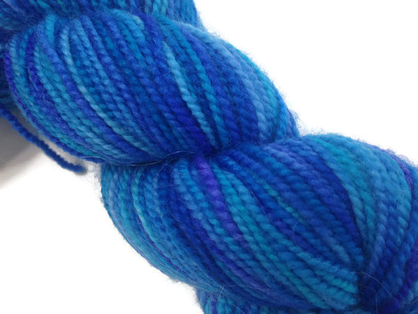 Yarn Koigu Premium Merino Wool Turquoise - Buttermilk Cottage - 4