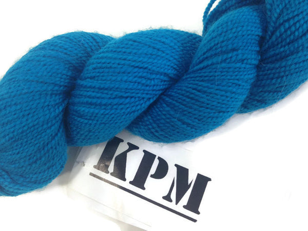 Yarn Koigu Premium Merino Wool Teal - Buttermilk Cottage - 2