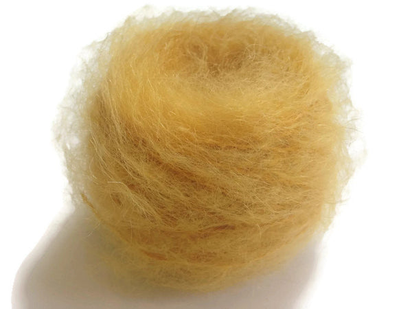 Yarn Henry's Attic Toaga II Mohair Yarn Yellow - Buttermilk Cottage - 4