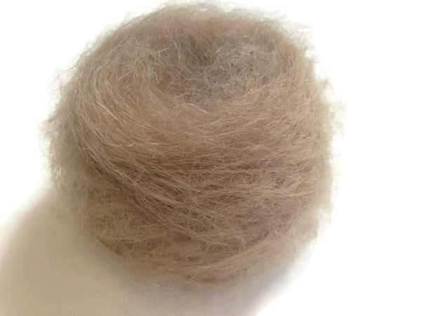 Yarn Henry's Attic Toaga II Mohair  Brown Camel - Buttermilk Cottage - 1
