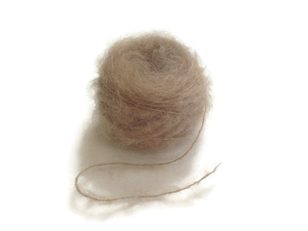 Yarn Henry's Attic Toaga II Mohair  Brown Camel - Buttermilk Cottage - 3