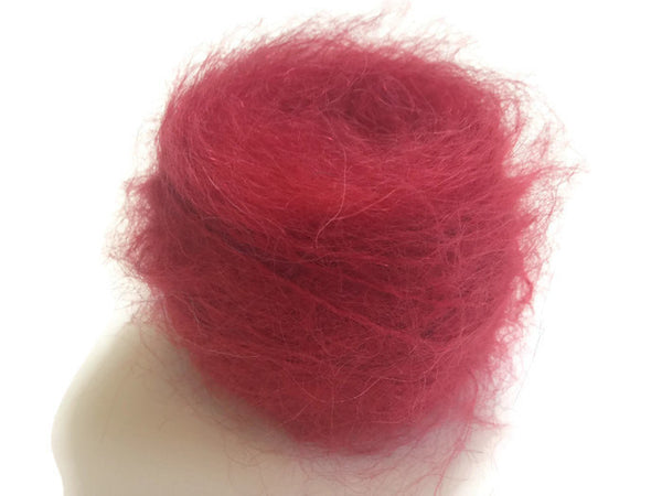 Yarn Henry's Attic Toaga II Mohair Red Cherry - Buttermilk Cottage - 3