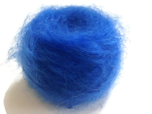 Yarn Henry's Attic Toaga II Mohair Royal Blue - Buttermilk Cottage - 5