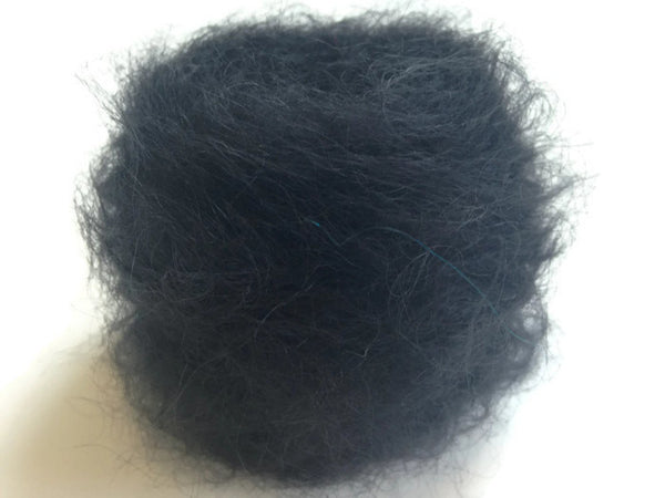 Yarn Henry's Attic Toaga II Mohair  Black Mohair - Buttermilk Cottage - 4