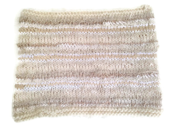 FUSION Cowl Winter White - Buttermilk Cottage - 5