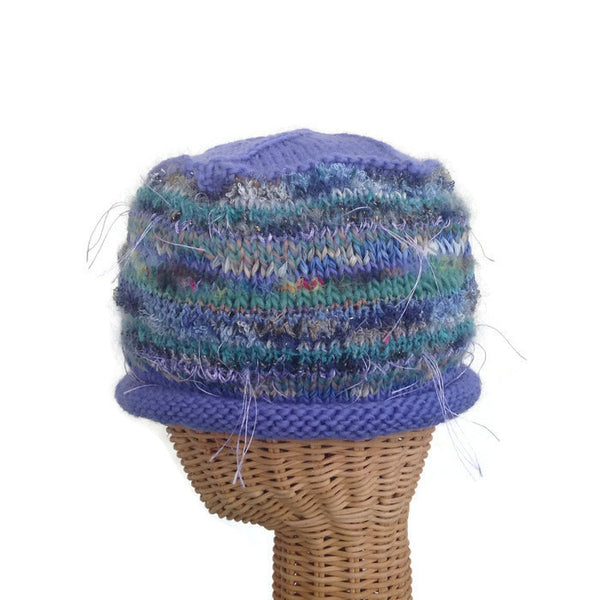 Beanie Cloche Lavender FUSION - Buttermilk Cottage - 2