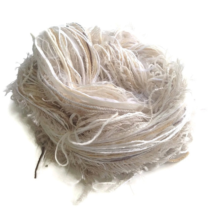 Off White FUSION Yarn - Buttermilk Cottage - 1