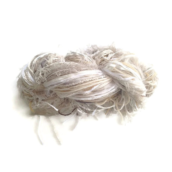 Off White FUSION Yarn - Buttermilk Cottage - 2