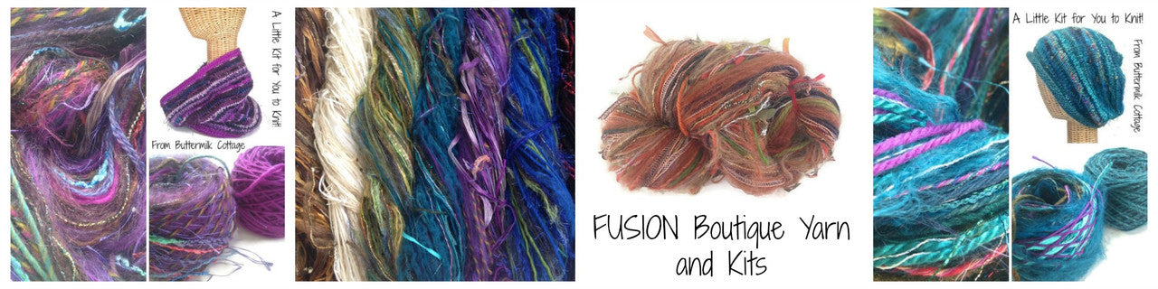 FUSION Boutique Yarn & Kits